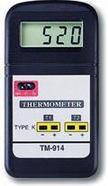 ترمومتر دو کاناله لوترون مدل TM-914C