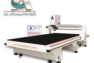 دستگاه سی ان سی چوب - CNC چوب و ام دی اف