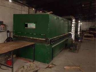 سازنده ماشین آلات صنعتی چوب و کاغذ ( گیلان اره ) - 1