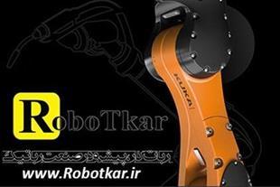 راه اندازی خط تولید رباتیک-خدمات رباتیک صنعتی