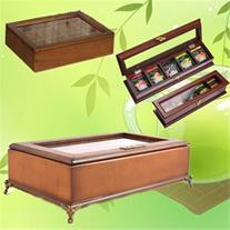 جعبه چوبی صادراتی چای ،جواهر،ساعت و ...