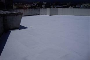 عایق سفید،عایق پشت بام،رنگ عایق