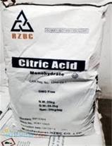 فروش اسید سیتریک ابدار و خشک