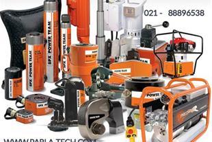 ابزارآلات و لوازم هیدرولیک 700 بار پالایشگاهی