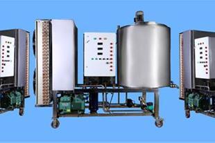 فرآوری مایه بستنی ، تولیدبستنی سنتی و نیمه صنعتی