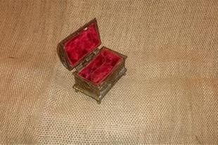 جعبه جواهرات آنتیک فرانسوی