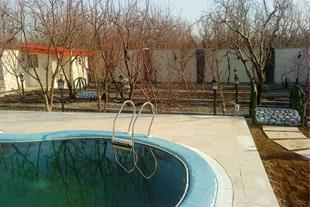 فروش باغ باغچه ویلا در هشتگرد سرخاب -نگین ساوجبلاغ