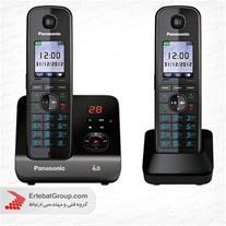 تلفن بیسیم تک خط مدل KX-TG8162