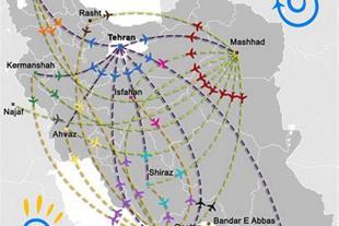 بلیط بلیط پروازهای داخلی اروپا