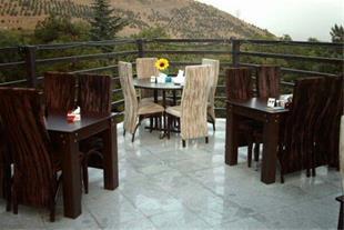 رستوران، کافی شاپ و فست فود مرکزی پارک جمشیدیه