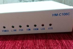 مدیا کانورتور مبدل کواکسیال اترنت E1/Ethernet