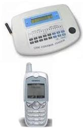 کنترلر از راه دور مدل  LUTRON GSM-889 - 1