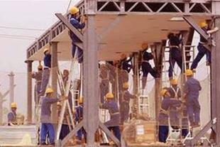 ساخت ونصب انواع سازه های فلزی