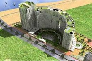 فروش اپارتمان دو خواب برجهای ساحلی پرشین کیش