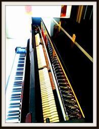 فروش پیانو آکوستیک - 1