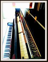 فروش پیانو آکوستیک