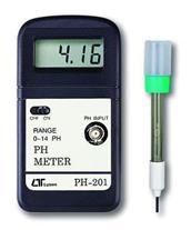 ph متر | اسید سنج مدل Lutron PH-201