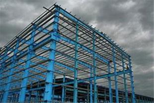 ساخت ساز ه های فلزی ( ساختمانی و صنعتی)