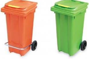 مخزن زباله پدال دار
