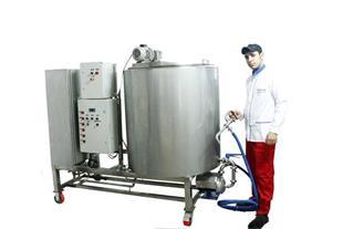 دستگاه پخت شیر - لبنیات سنتی - ماست بندی سنتی