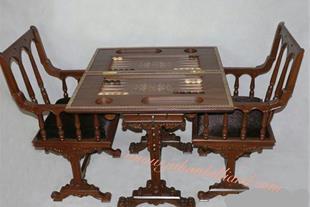 واردات و فروش مستقیم میز تخته نرد دو کاره