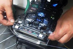 فیوژن ،مفصلبندی وتست فیبرنوری-انجام پروژه و فروش