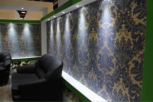 طراحی دکوراسیون داخلی در مشهد ، کاغذ دیواری