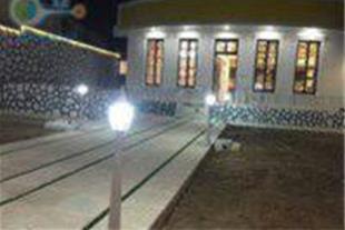 نقاشی ساختمان الماس یزد