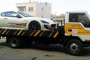 امداد خودرو بر تبریز