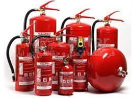 شارژ و فروش کپسول های آتش نشانی - 1