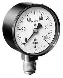 ابزاردقیق - هیدرولیک پنل- ترمومتر و مانومتر - 1