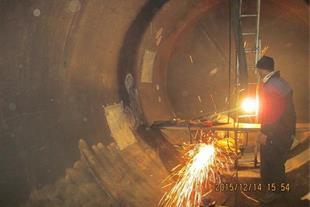 تعمیرات مخازن زیرزمینى
