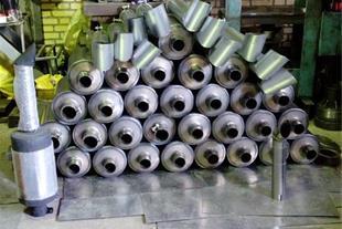 ساخت و تولید اگزوز سنگین تکنیک صنعت ایران
