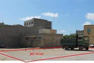 چابهار- فروش زمین ویژه در فاز 2 گلشهر  307.74 متر