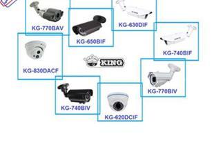 فروش انواع دوربین های مدار بسته آنالوگ و دیجیتال