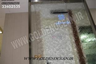 ساخت ابنمای شیشه ای و ابنمای خانگی 09125992376