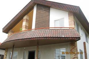 تصویری از دور دامنه ونمای ساختمان