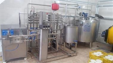 خط تولید لبنیات صنعتی و نیمه صنعتی ( ماست بندی ) - 1