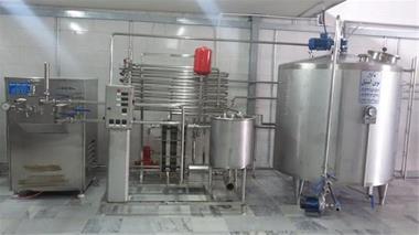 خط تولید لبنیات صنعتی و نیمه صنعتی ماست بندی کوچک - 1