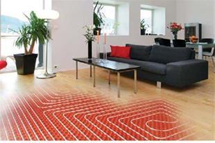 اجرای سیستم گرمایش از کف