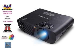 بهترین قیمت ویدئو پروژکتور VIEWSONIC PJD5155