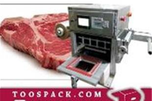 دستگاه بسته بندی گوشت توس پک