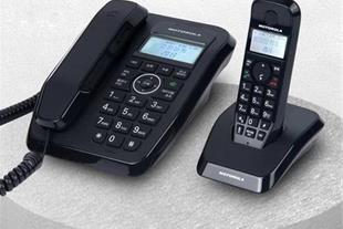 تلفن رومیزی و بیسیم موتورولا