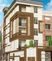 پیش فروش یک واحد آپارتمان مسکونی نوساز153متری فول