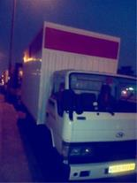 اتوبار آذری - حمل بار و اثاثیه منزل
