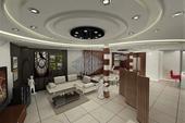 طراحی داخلی ، طراحی نما و طراحی آمفی تئاتر
