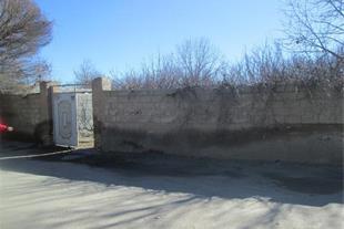 باغچه چهار دیوار با سند عرصه واعیان