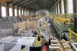 طراحی و ساخت خط تولید سنگ و ماشین آلات