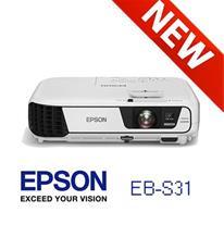 قیمت ویدئو پروژکتور - اپسون EPSON EB-S31