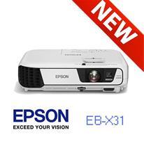 بهترین قیمت ویدئو پروژکتور اپسون EB-X31